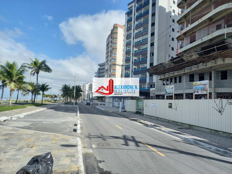 Frente mar, 1 dorms, Praia Grande, Entr. R$ 25 mil, AP00743