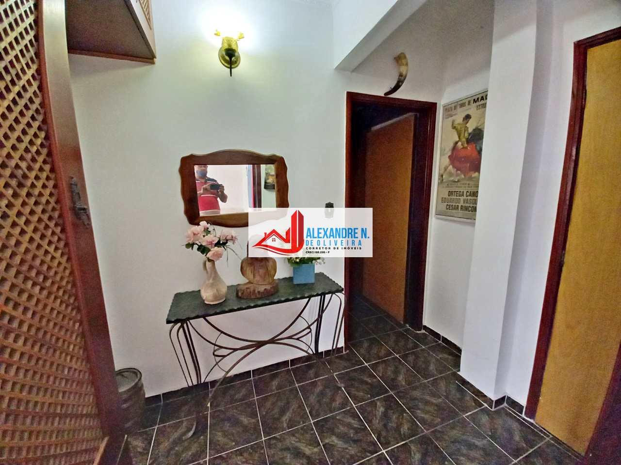 Apartamento 2 dorms, Mirim, Praia Grande, R$ 190 mil, AP00751