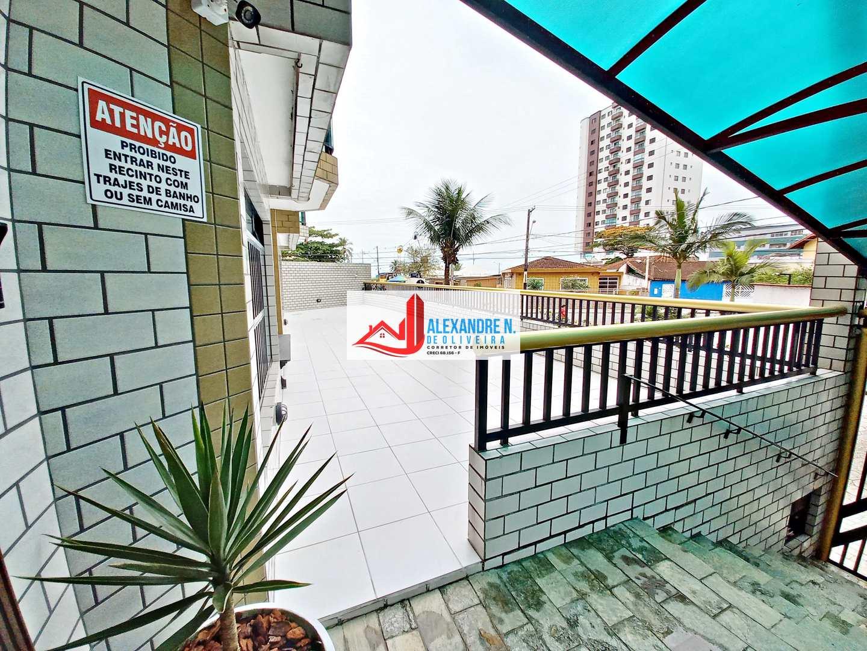 Vista-mar, 2 dorms, Ocian, Praia Grande, R$ 240 mil, AP00759
