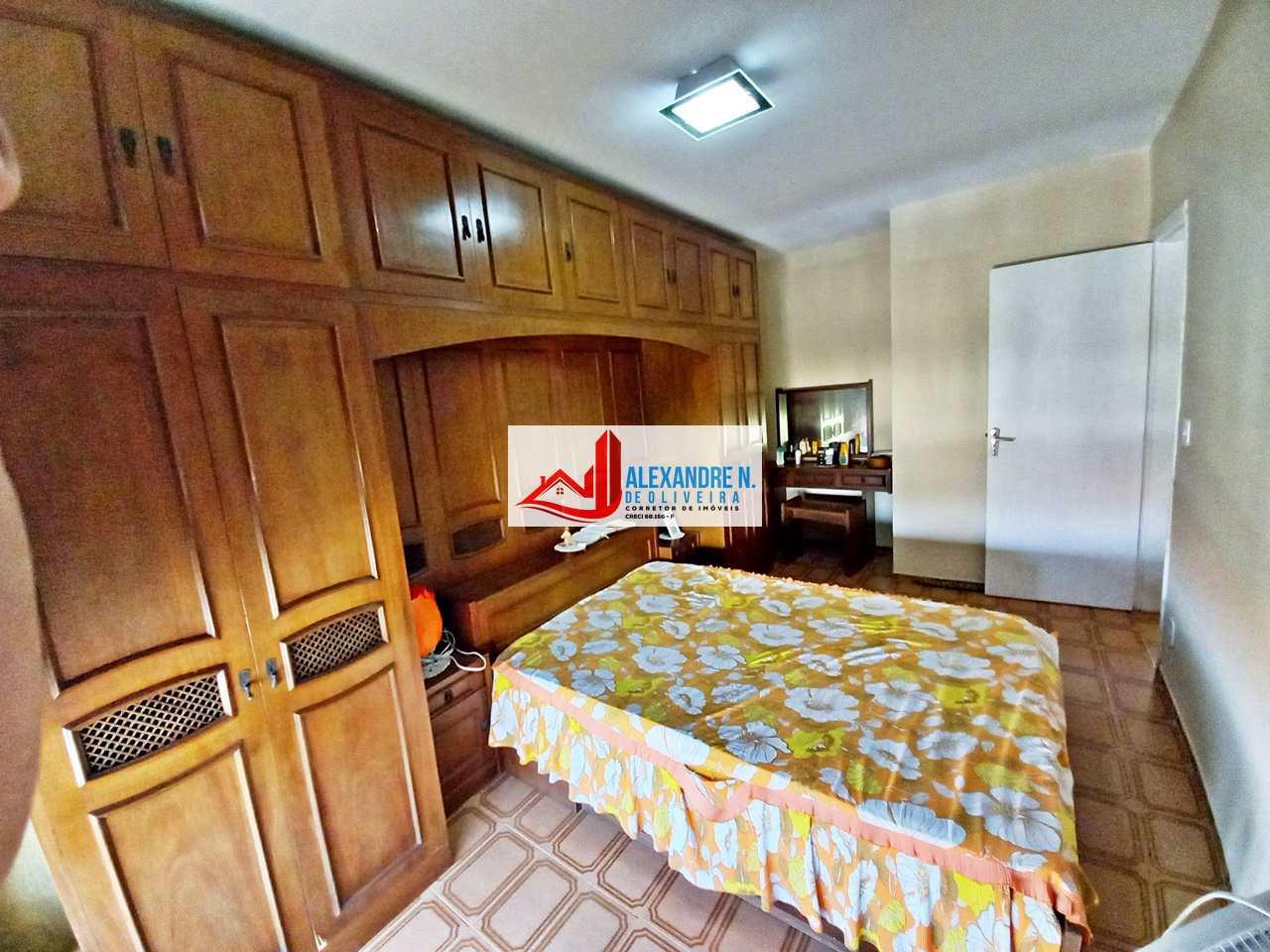 Apto 2 dorms, Maracanã, Praia Grande, R$ 185 mil, AP00760