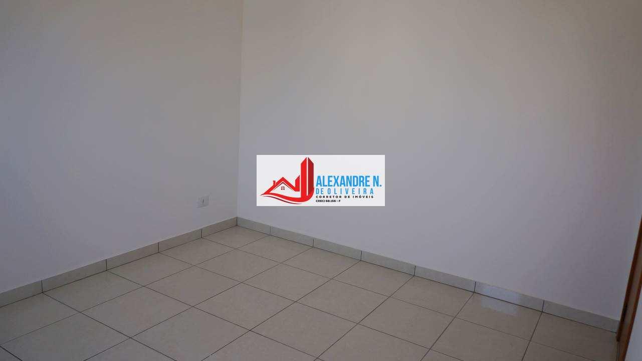 Apto 2 dorms, Aviação, Praia Grande, Entr. R$ 90 mil, AP00767