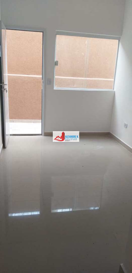 Sobreposta 2 dorms, Mirim, Praia Grande, R$ 190 mil, CA00021