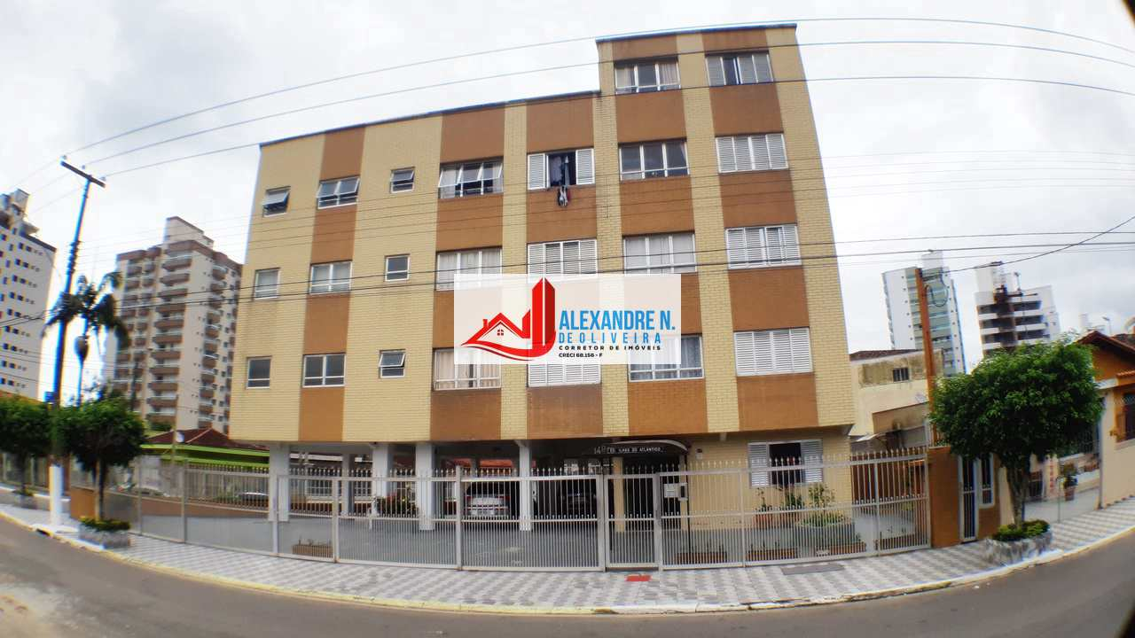 Apartamento com 1 dorm, Caiçara, Praia Grande - R$ 125 mil, Cod: AP00772