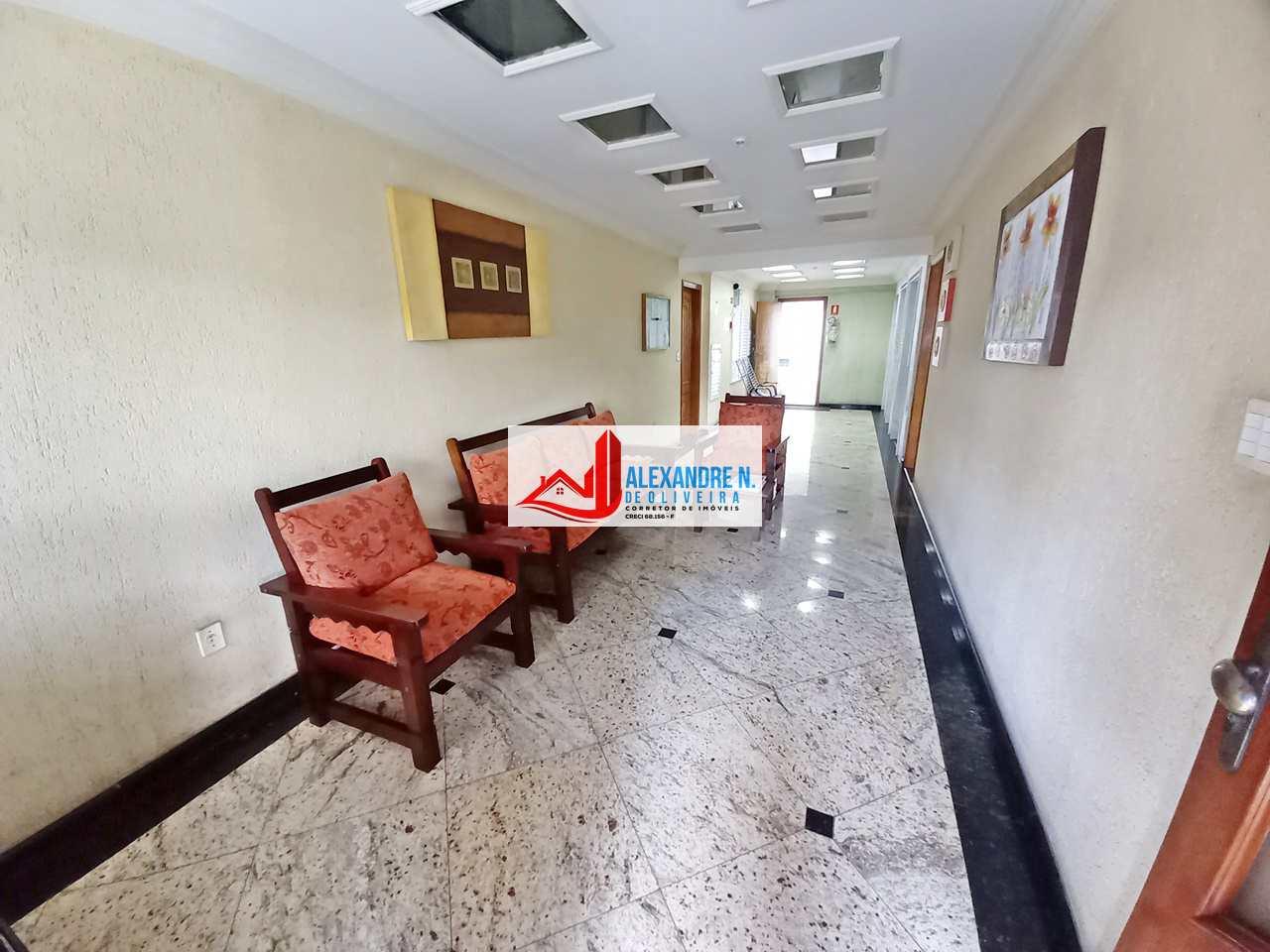 Apartamento com 1 dorm, Tupi, Praia Grande - R$ 180 mil, Cod: AP00774