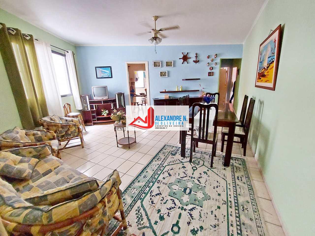 Apartamento 2 dorms, Ocian, Praia Grande, R$ 240 mil, AP00779