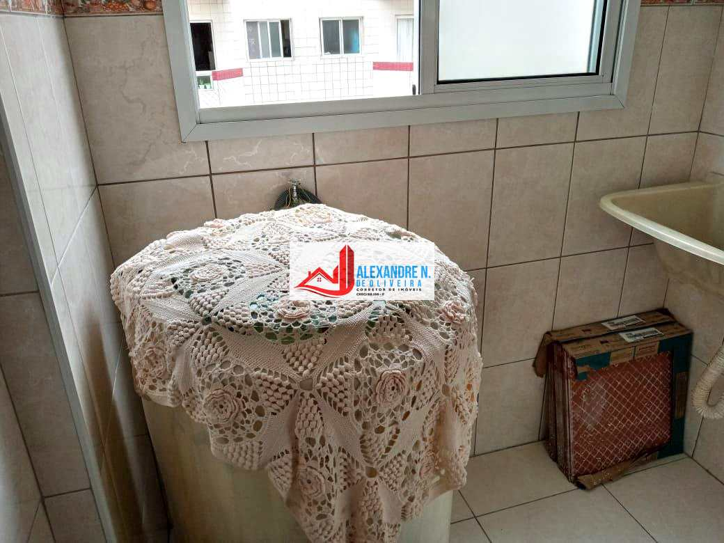 Apartamento 2 dorms, Mirim, Praia Grande - R$ 260 mil, AP00797