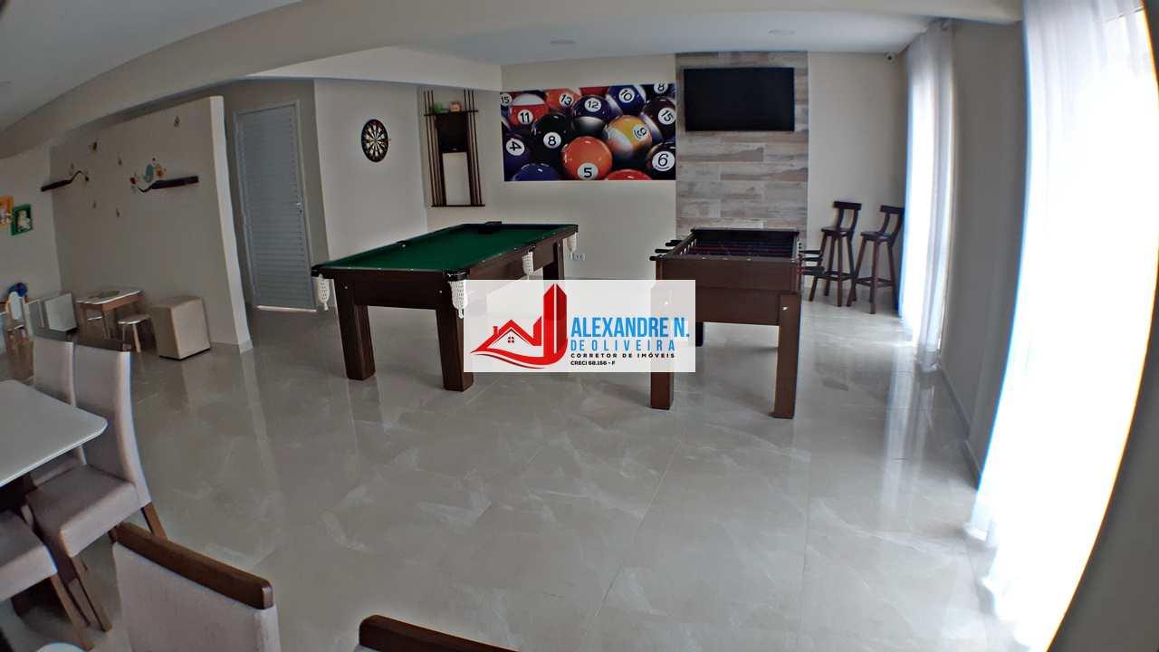 Apto 2 dorms, Ocian, Praia Grande, Entr. R$ 80 mil, AP00799