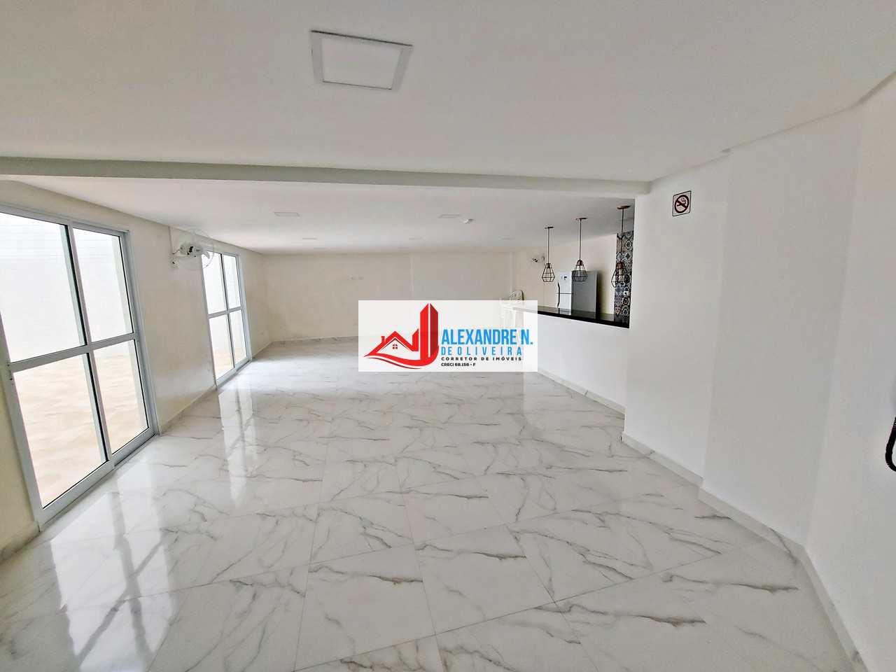Apartamento 2 dorms, Ocian, Praia Grande - R$ 240 mil, AP00800