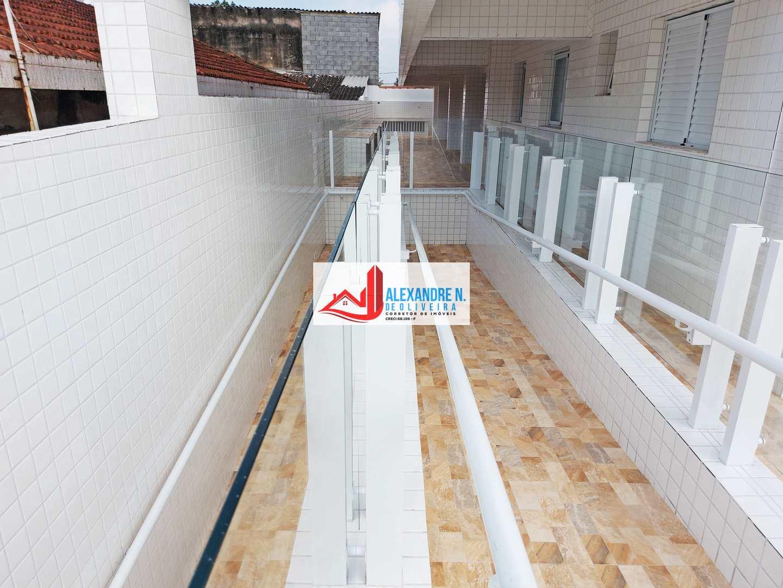 Apartamento 1 dorm, Aviação, Praia Grande, R$ 209 mil, AP00807