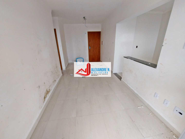 Apartamento 1 dorm, Aviação, Praia Grande, R$ 214 mil, AP00810
