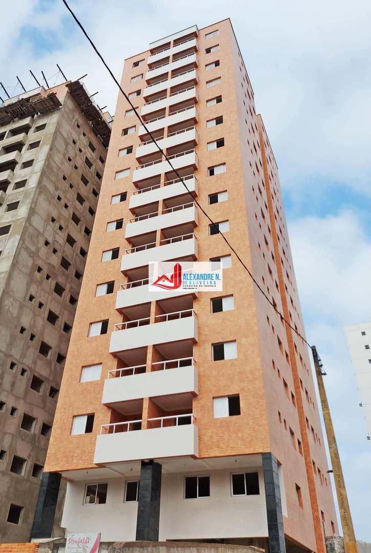 Apartamento 2 dorms, Ocian, Praia Grande - R$ 235 mil, AP00826