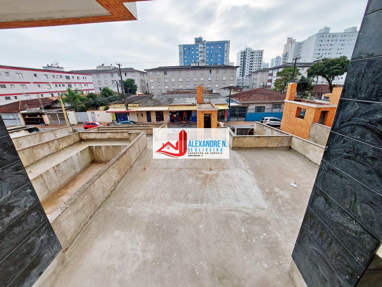 Apartamento 2 dorms, Ocian, Praia Grande - R$ 235 mil, AP00827