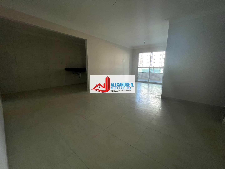 Apto 2 dorms, Caiçara, Praia Grande, Entr. R$174 mil, AP00832