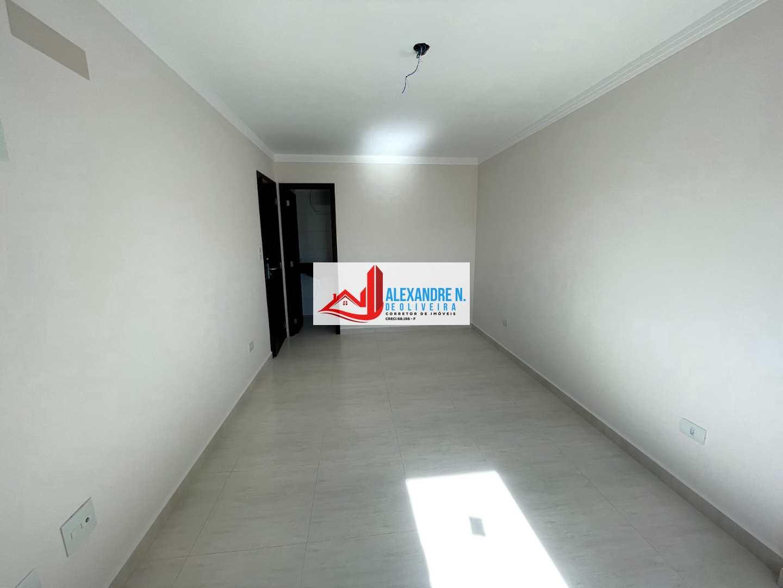 Apto 2 dorms, Caiçara, Praia Grande, Entr. R$175 mil, AP00835