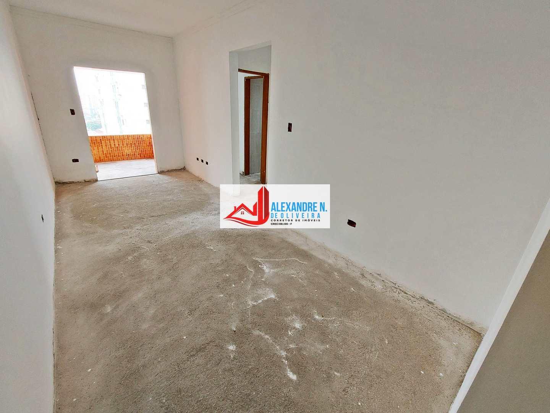 Apartamento 2 dorms, Ocian, Praia Grande - R$ 25 mil, AP00837