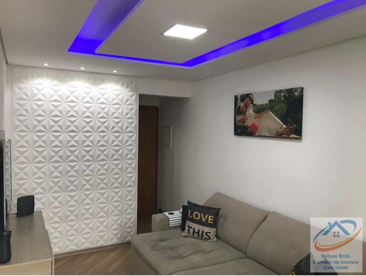 Apartamento com 2 dorms, Vila Príncipe de Gales, Santo André - R$ 250 mil, Cod: 178