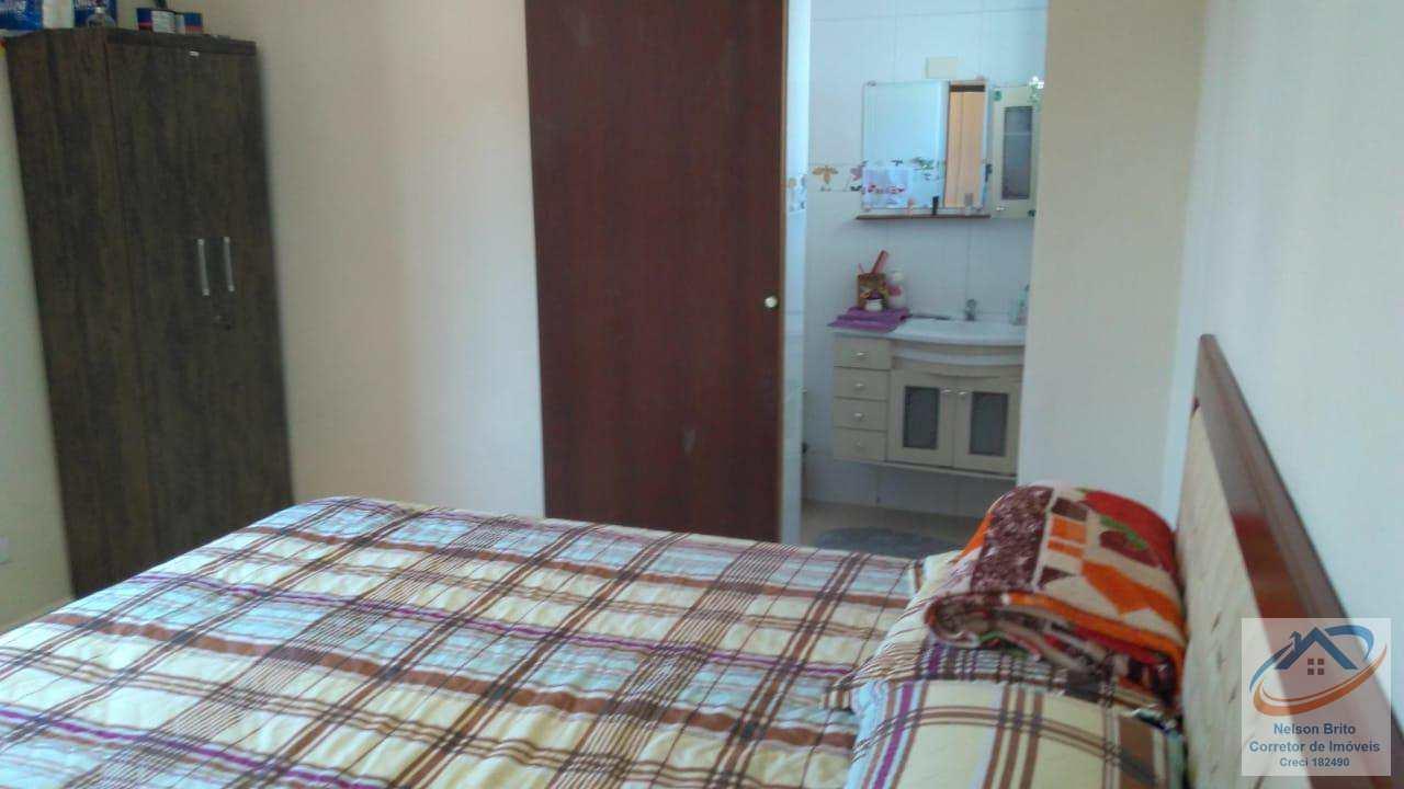 Sobrado 3 dorms, Vila Sacadura Cabral, Santo André - R$ 480 mil