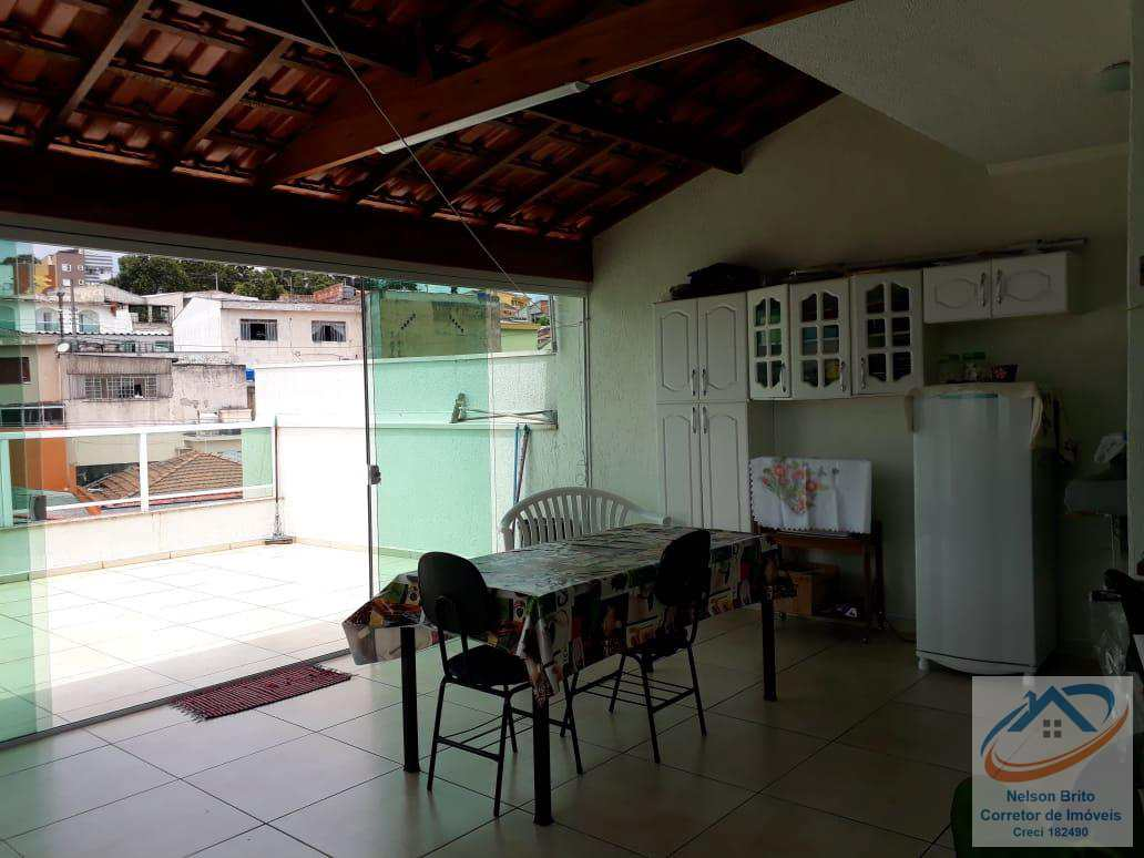 Cobertura 2 dorms com elevador, Parque Oratório, Santo André
