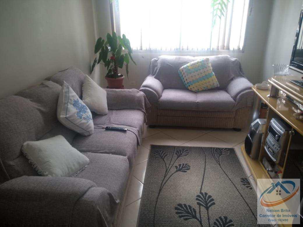 Apartamento com 2 dorms, Centro, São Bernardo do Campo - R$ 289 mil, Cod: 215