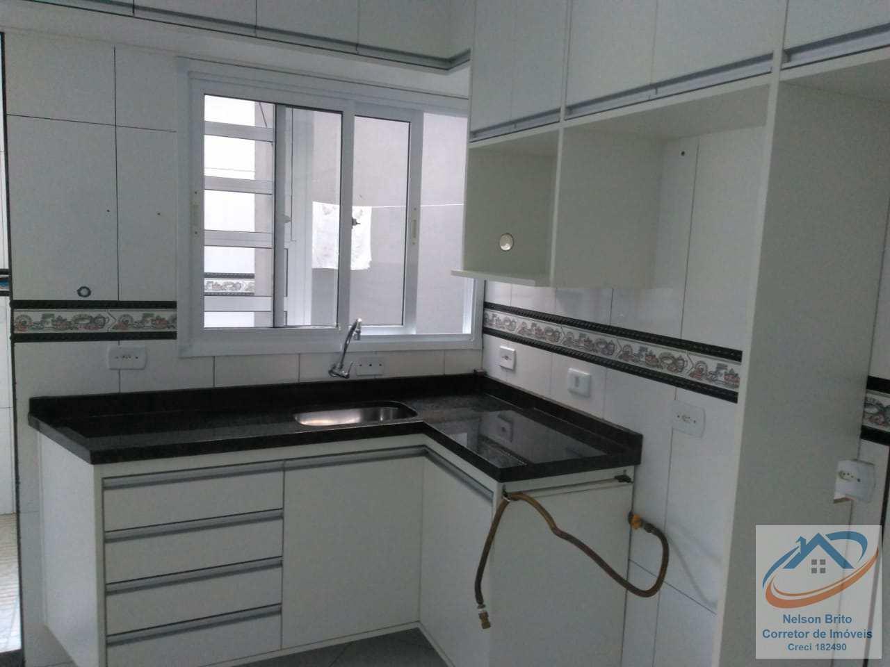 Apartamento com 2 dorms, Vila Guiomar, Santo André - R$ 320 mil, Cod: 236