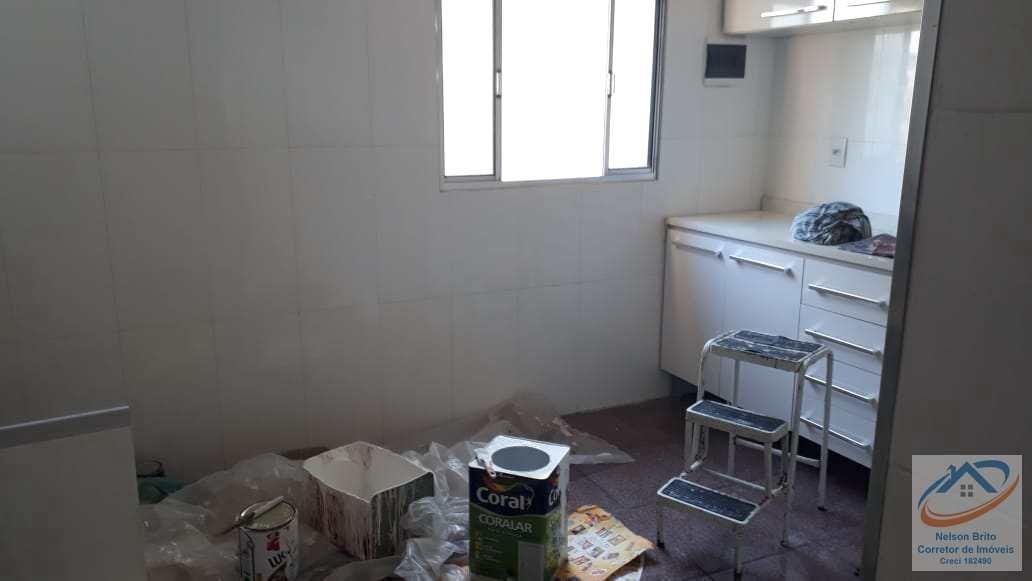 Apartamento com 3 dorms, Vila Guiomar, Santo André, Cod: 237