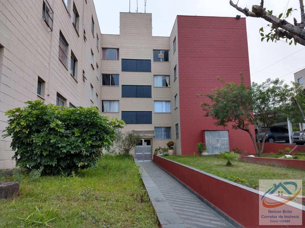 Apartamento com 2 dorms, Jardim Alvorada, Santo André - R$ 180 mil, Cod: 262