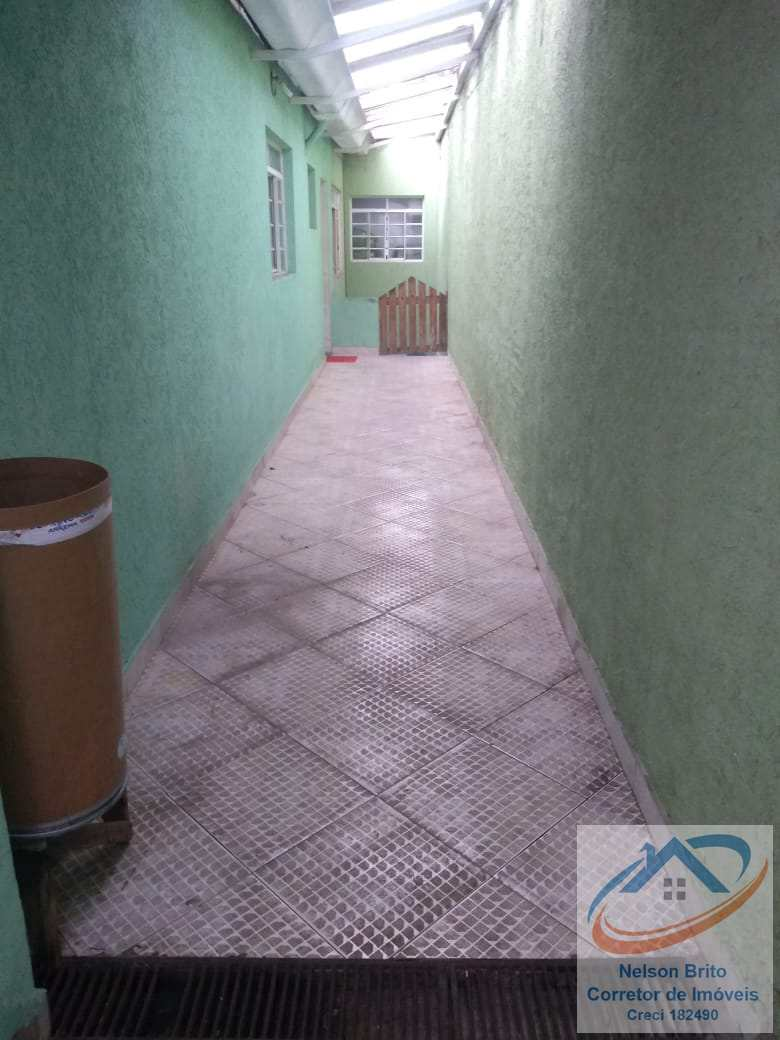 Casa com 2 dorms, Jardim do Estádio, Santo André, Cod: 270