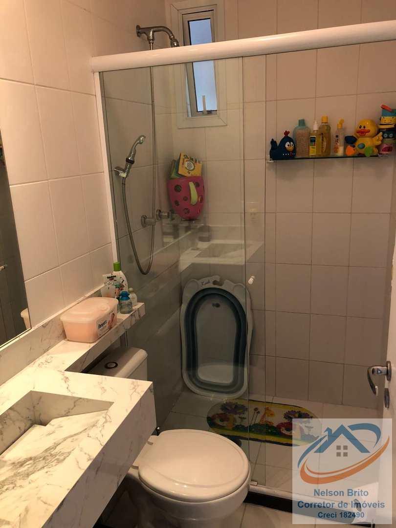 Apartamento com 3 dorms, Campestre, Santo André - R$ 380 mil, Cod: 275