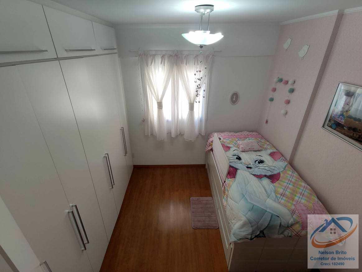 Apartamento com 2 dorms, Vila Valparaíso, Santo André - R$ 420 mil, Cod: 280
