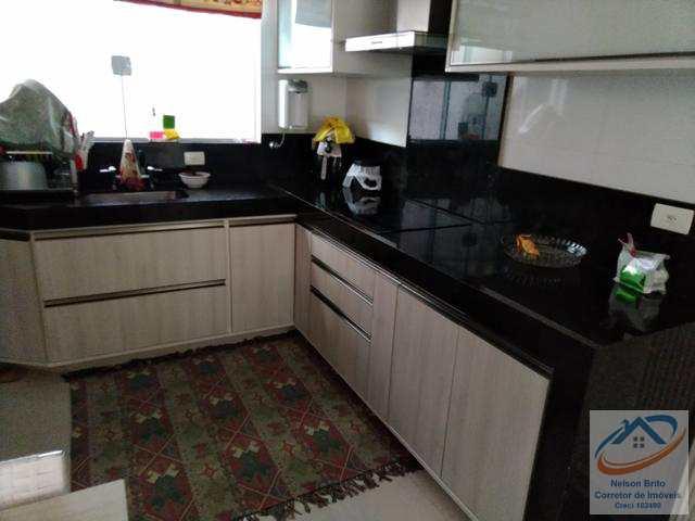 Sobrado duplex 3 suites, Vila Assunção Santo André