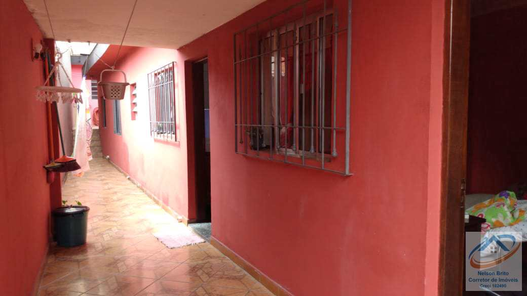Casa com 3 dorms, Cidade São Jorge, Santo André