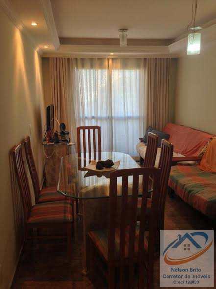 Apartamento com 3 dorms, Vila Príncipe de Gales, Santo André