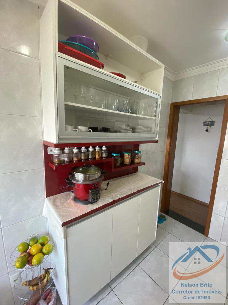 Apartamento com 2 dorms, Vila Príncipe de Gales, Santo André - R$ 290 mil, Cod: 357