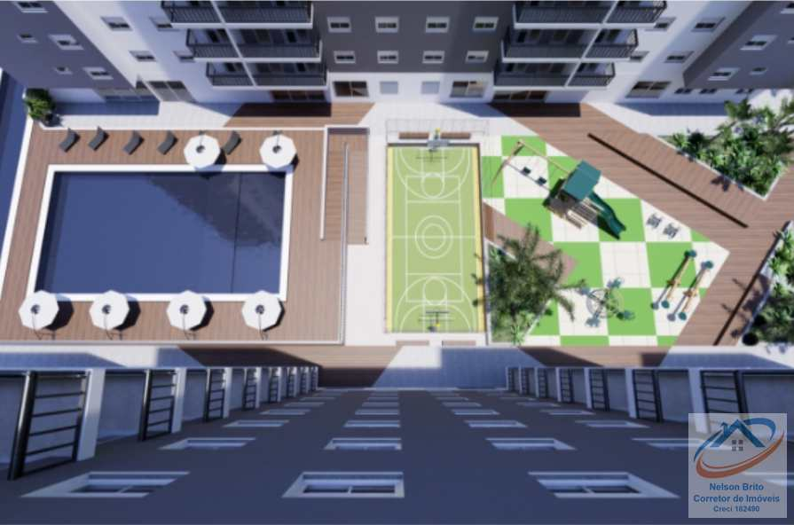 Apartamento com 2 Quartos à Venda, 56 m²