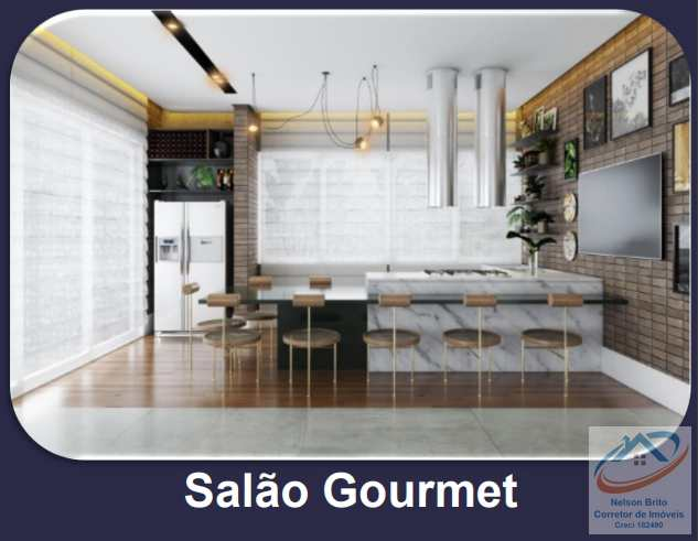 Apartamento com 2 Quartos à Venda, 58 m²