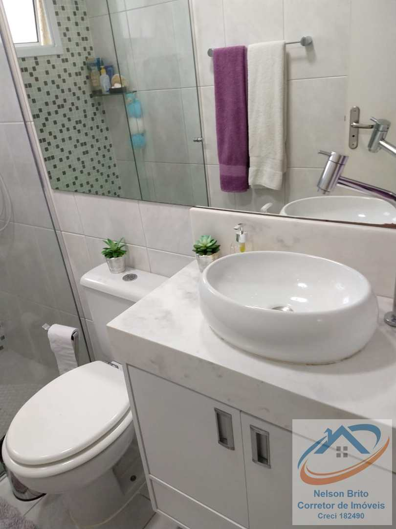Apartamento 2 dorms, Vila Príncipe de Gales, Santo André