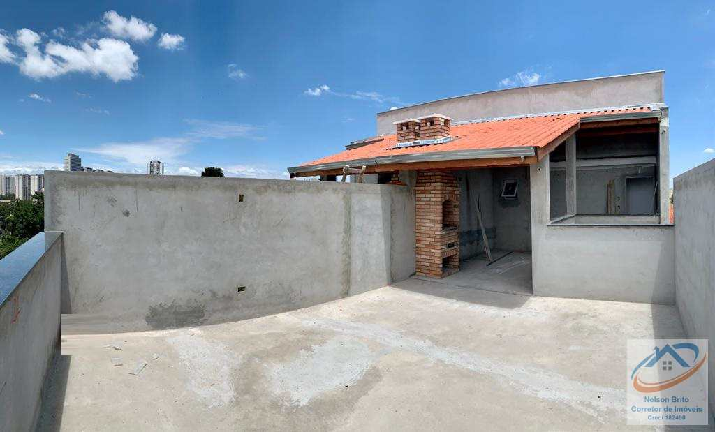 Cobertura sem Condomínio 2 dorms, Jardim Paraíso, Santo André