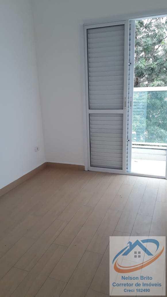 Cobertura com 80m², Vila Alpina, Santo André