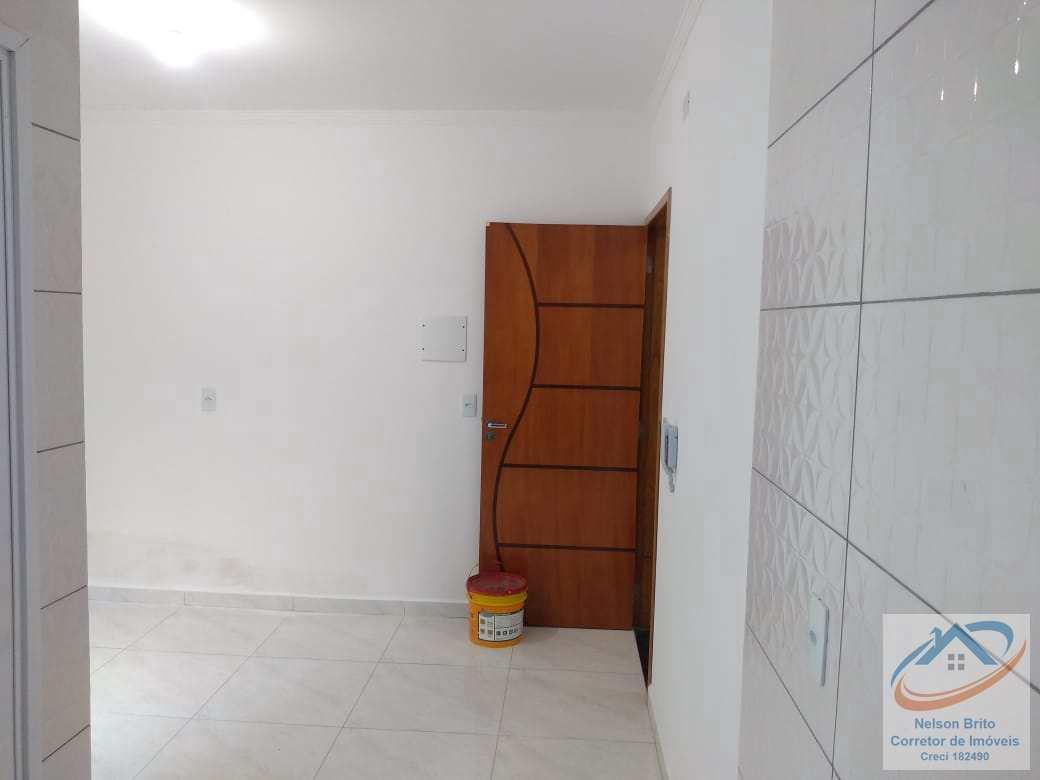 Apartamento com 46m², Jardim Progresso, Santo André