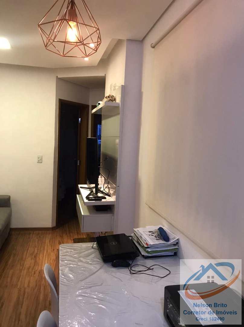 Apartamento com 43m², Vila Príncipe de Gales, Santo André
