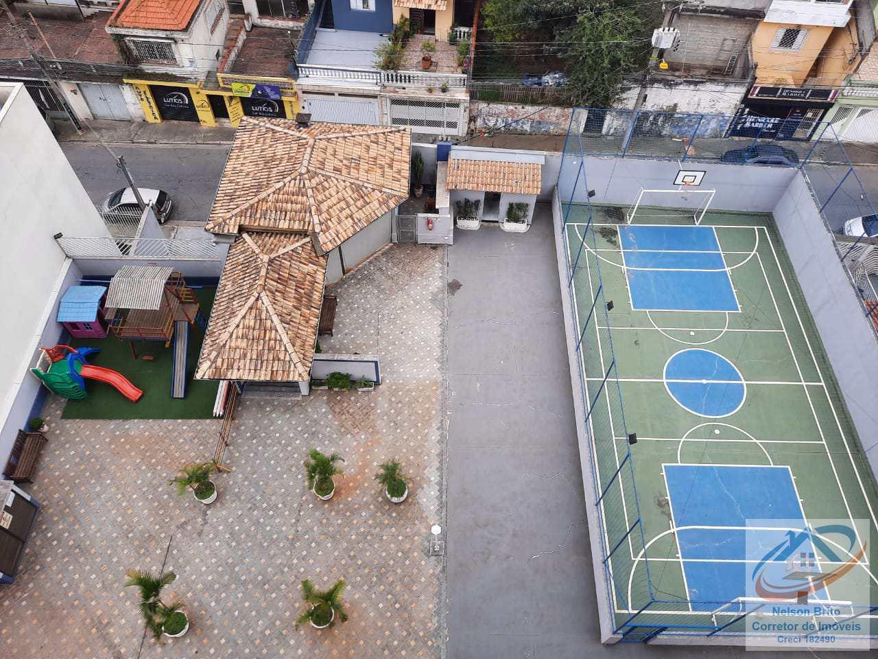 Apartamento com 3 dorms, Vila Príncipe de Gales, Santo André.