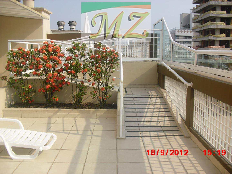 Flat com 2 dorms, Gonzaga, Santos, 66m² - Codigo: 1508