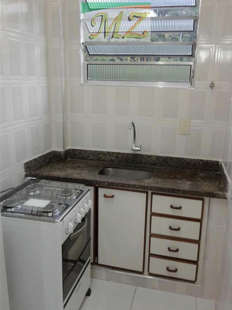 Apartamento com 1 dorm, Itararé, São Vicente - R$ 140 mil, Cod: 1616