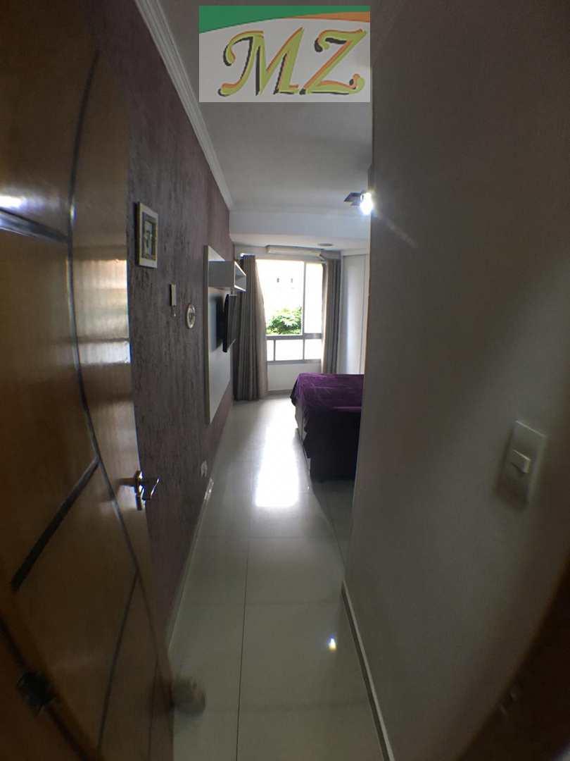 Apartamento com 2 dorms, Itararé, São Vicente - R$ 360 mil, Cod: 79
