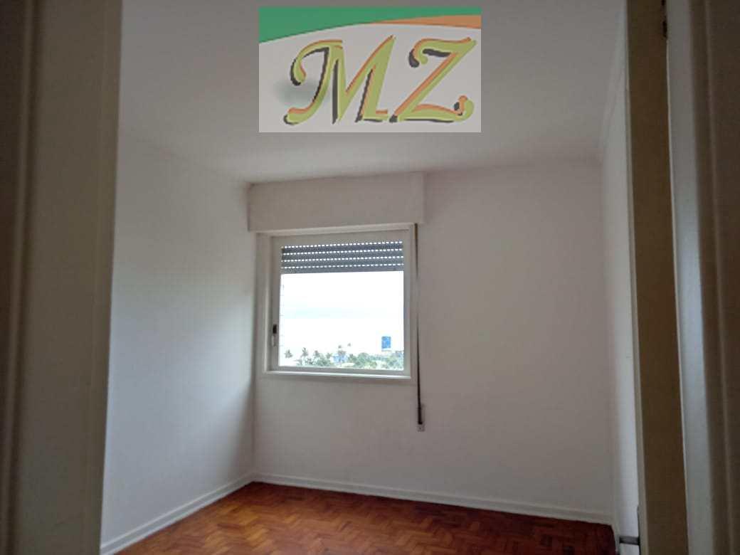Apartamento com 2 dorms, José Menino, Santos, Cod: 82