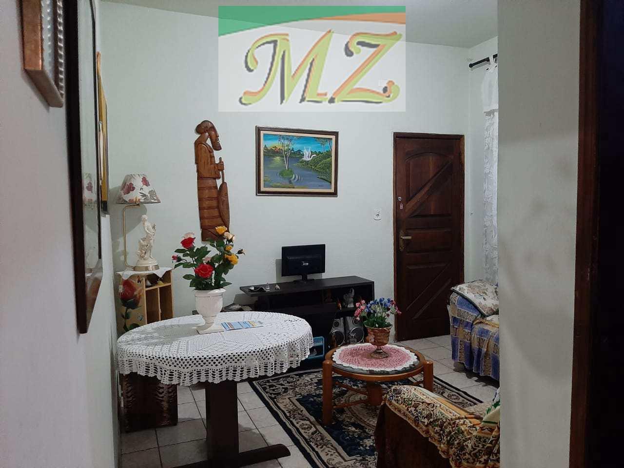 Apartamento com 2 dorms, Parque São Vicente, São Vicente - R$ 175 mil, Cod: 1642