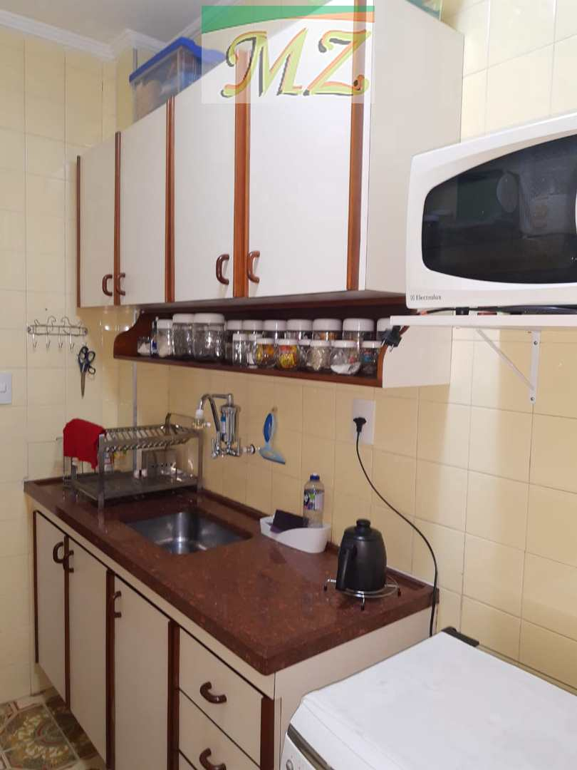 Apartamento com 1 dorm, José Menino, Santos - R$ 265 mil, Cod: 1644