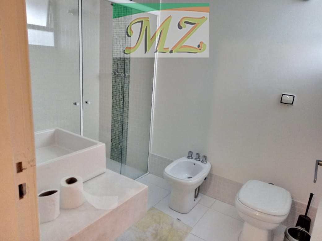 banheiro social da suite