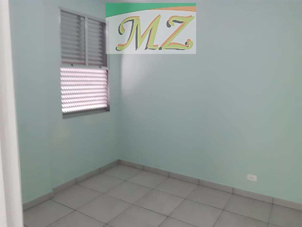 Apartamento com 1 dorm, Itararé, São Vicente, Cod: 1648