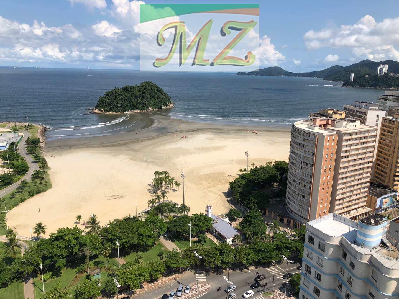 Apartamento com 2 dorms, José Menino, Santos - R$ 420 mil, Cod: 1651